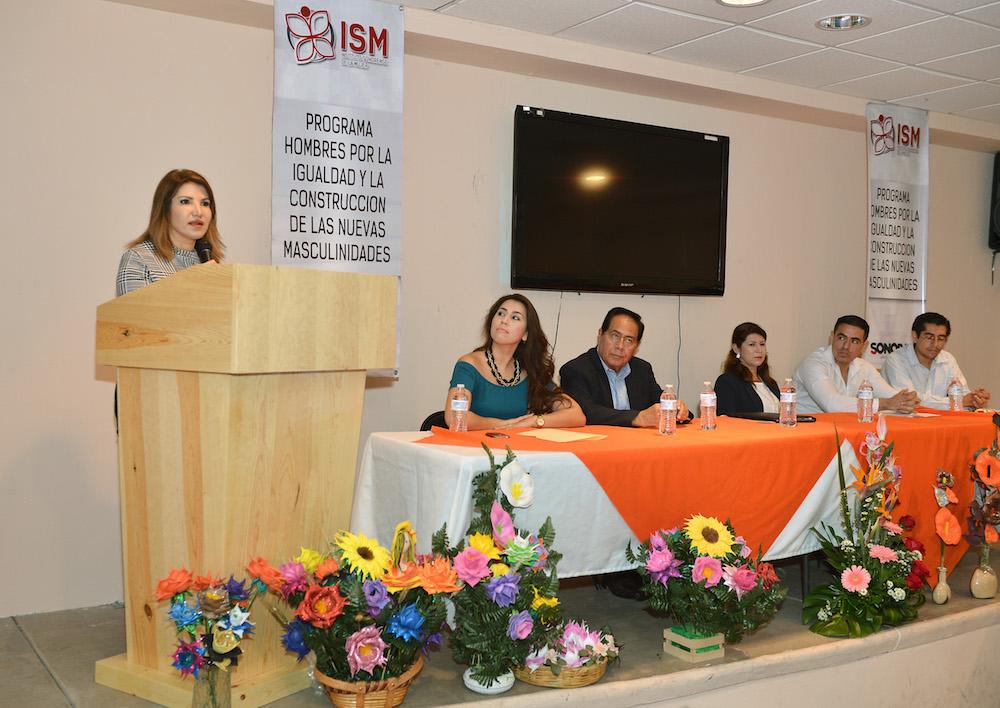Lleva ISM a Agua Prieta programa para erradicar la violencia de género