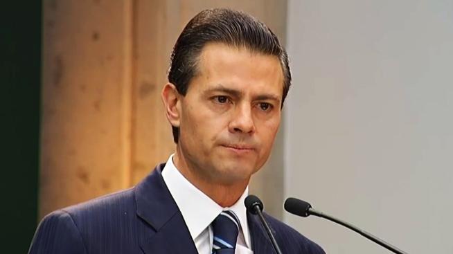 Enrique Peña Nieto tiene el síndrome de un emperador
