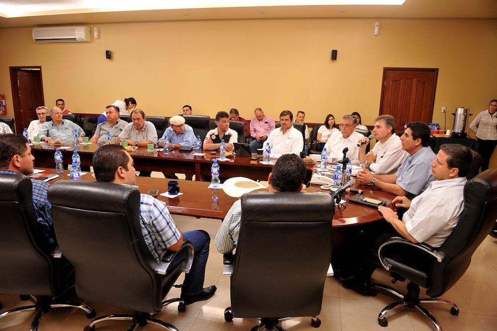 Avance de rescate carretero en Valle del Yaqui en 55 por ciento; SIDUR