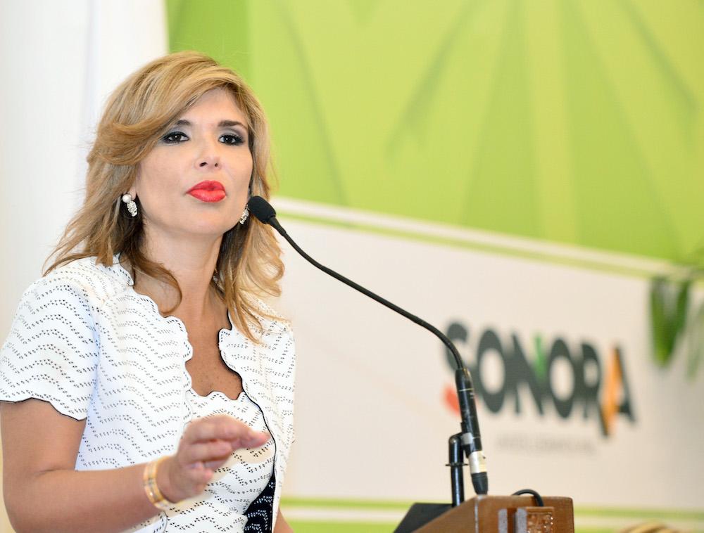 Ante tiempos complicados todos debemos apretarnos el cinturón: Gobernadora Pavlovich