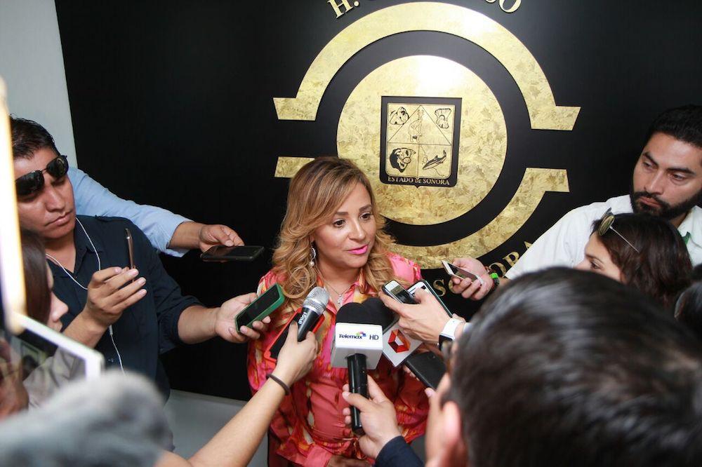 La ley debe estar del lado de los que ayudan: Flor Ayala