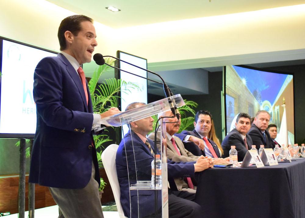 Reconoce Maloro Acosta aporte de Valuadores a los sectores público, privado y social