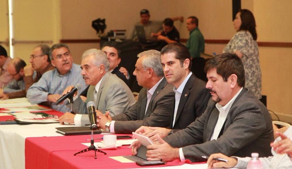 Reconocen diputados del PRI labor de Gobierno Federal y sus delegados en Sonora