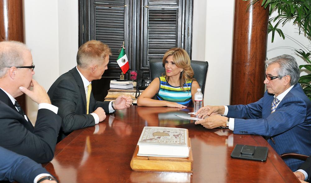 Anuncian nueva industria aeroespacial en Hermosillo