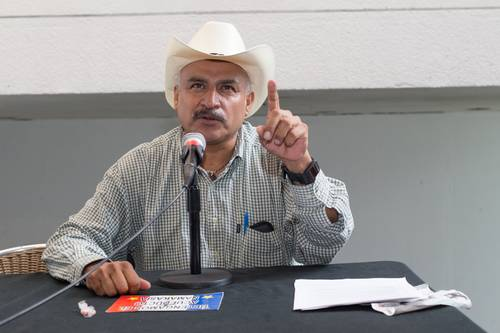 La amenaza sigue siendo el Acueducto Independencia: Tomás Rojo Valencia