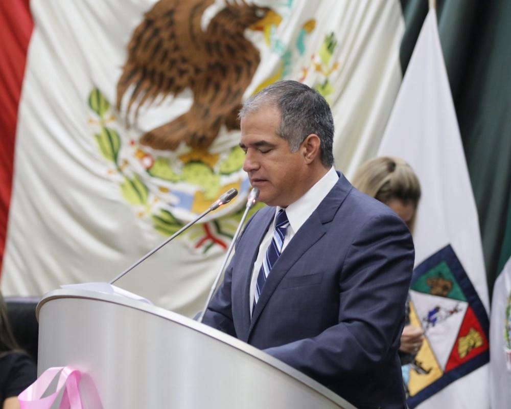 Propone Diputado Manuel Villegas se imparta la materia de Derechos Humanos