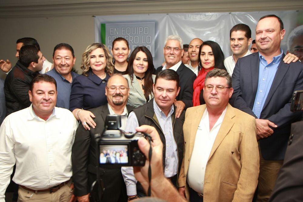 Trabajar para la gente ha sido mi compromiso: Rodrigo Acuña