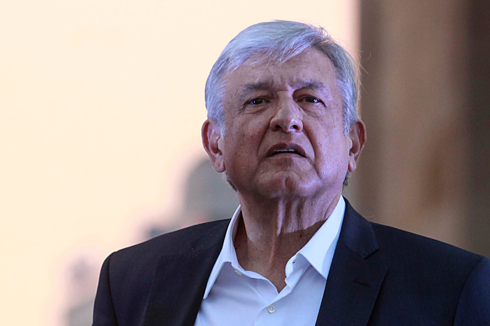 AMLO recibió trato de presidente de la República ¿Lo es?