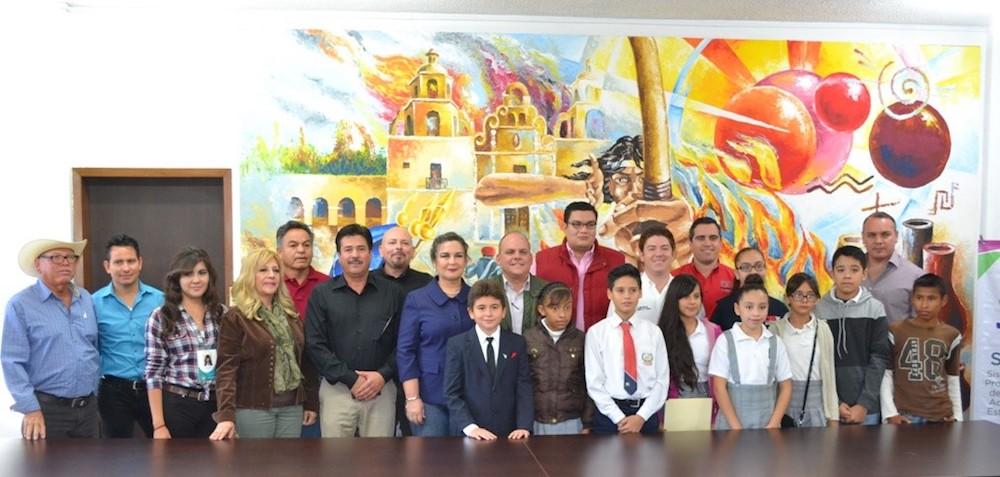 Alcaldesa Karina García afirmó el compromiso de su gobierno por la protección de niñas, niños y adolescentes
