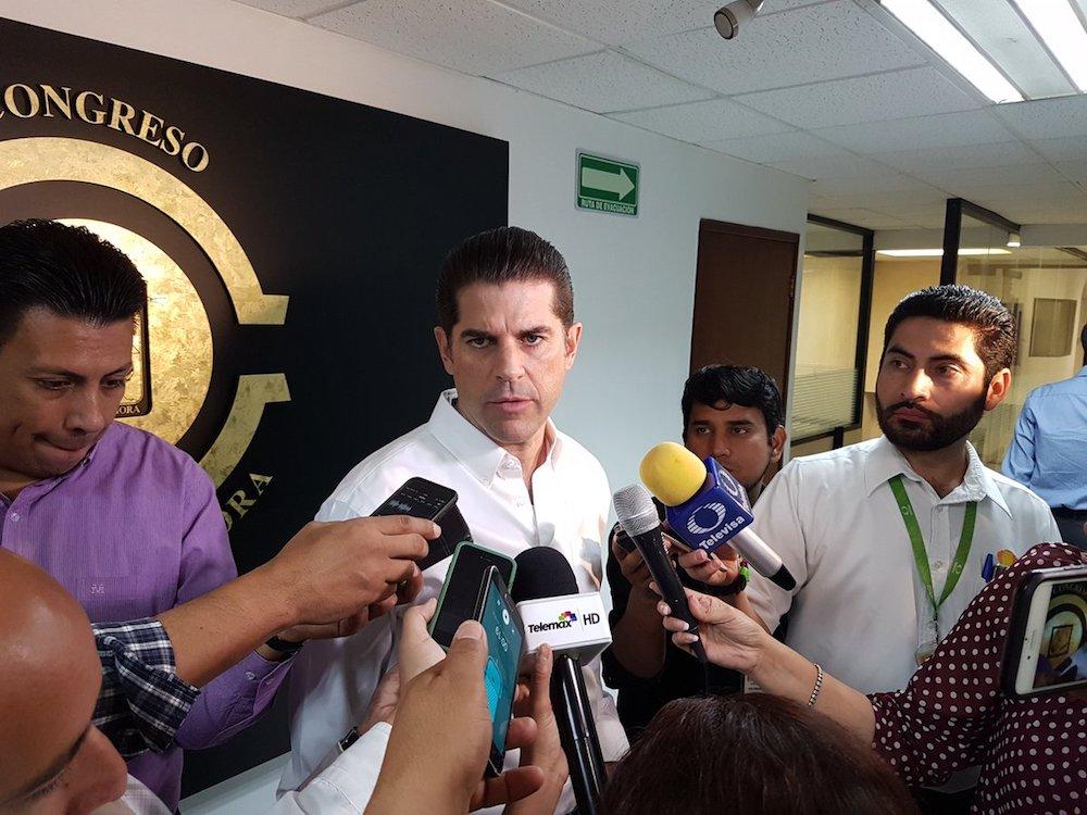 No habrá impunidad para la corrupción en Sonora: Pano Salido