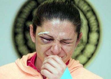 Cuánto lamento por la golpiza a Ana Guevara, en Sonora mataron a 2 mujeres ¿si saben?