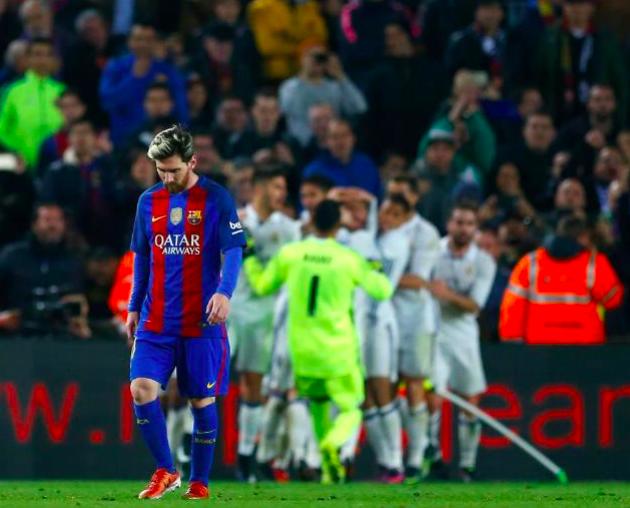 El Madrid empata en Barcelona y mantiene su ventaja