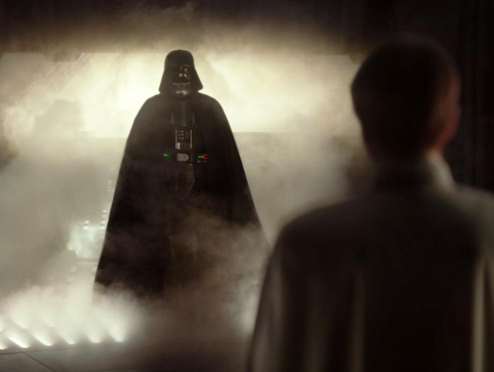 Estreno 'Rogue One' se embolsa 155 millones de dólares