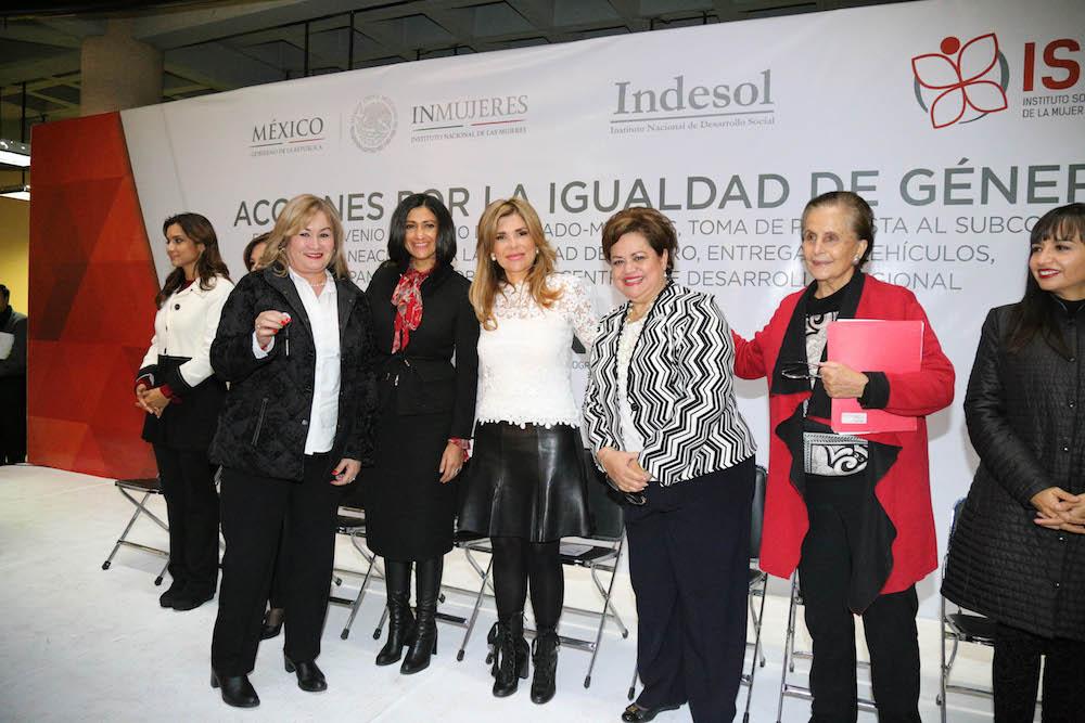 Fortalece Gobernadora Pavlovich igualdad de género en Sonora