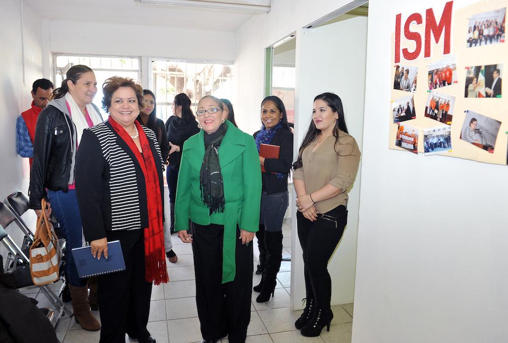 Llevarán talleres y capacitación a centros de desarrollo de la mujer en Guaymas y Empalme