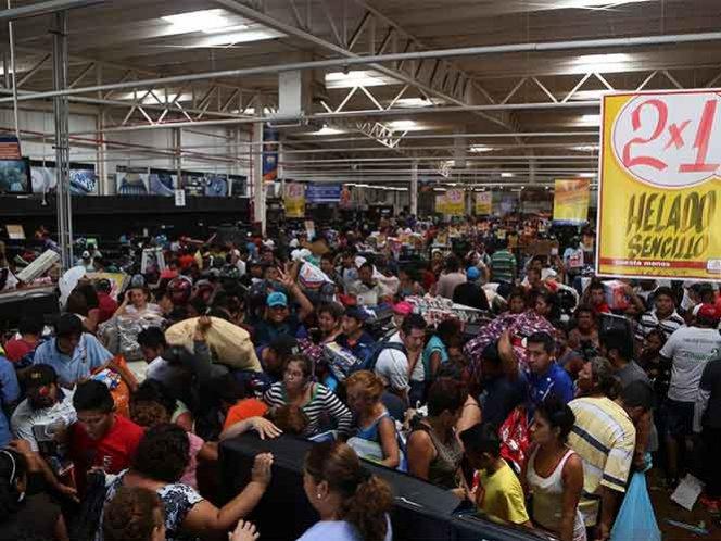 Hay más de mil 500 detenidos por saqueos y vandalismo en todo el país: Sales