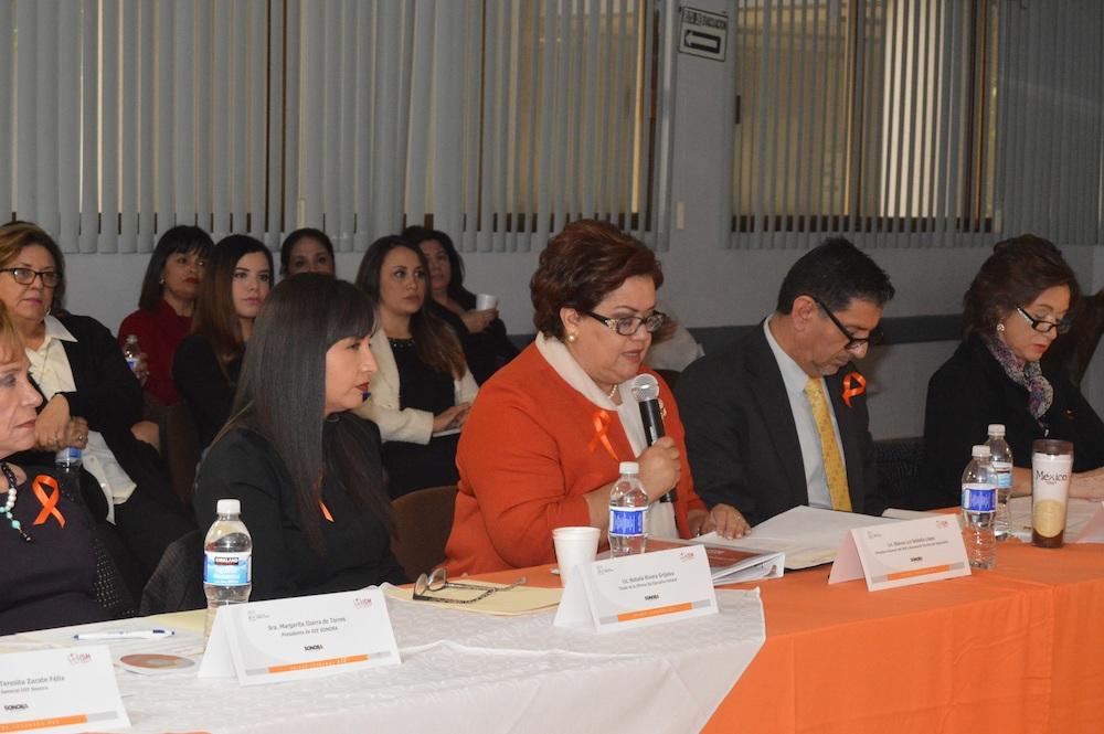 Continúan acciones coordinadas entre sociedad y gobierno a favor de las mujeres de Sonora