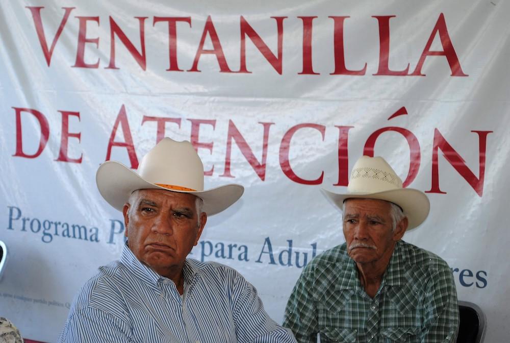 Convocan a cajemenses beneficiarios de pensión para adultos mayores a recoger giro en el CUM