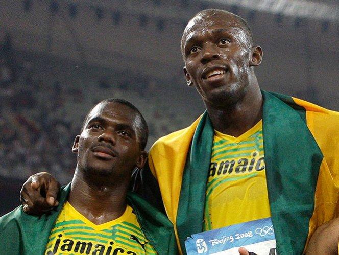 Bolt niega estar triste por devolver medalla olímpica