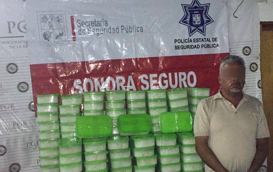 "Impiden autoridades que llegue a las calles 760 mil dosis de ""cristal"""