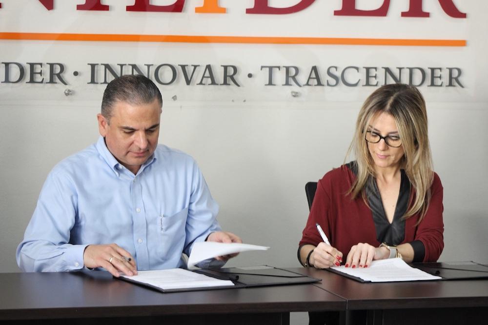 Firman convenio IMCA y UNILÍDER para la impresión de libros digitales