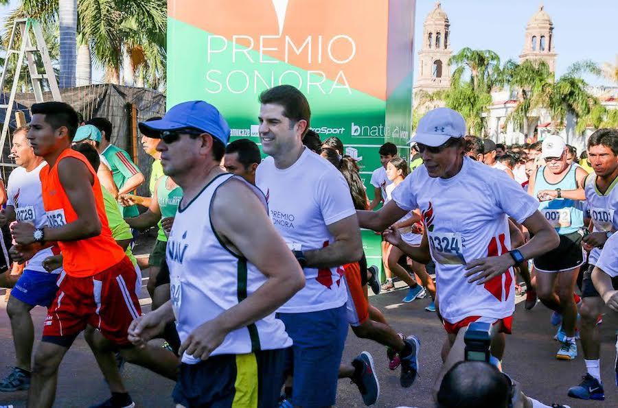 Será en Guaymas una carrera con causa: Pano Salido