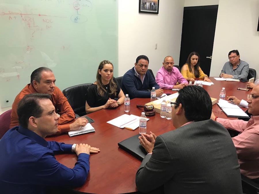 Realizan conversatorio del Nuevo Sistema de Justicia Penal en la PGJE