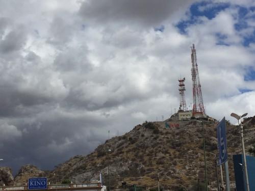 Frente frío podría afectar a Sonora con lluvias dispersas, vientos fuertes y marcado descenso de temperatura