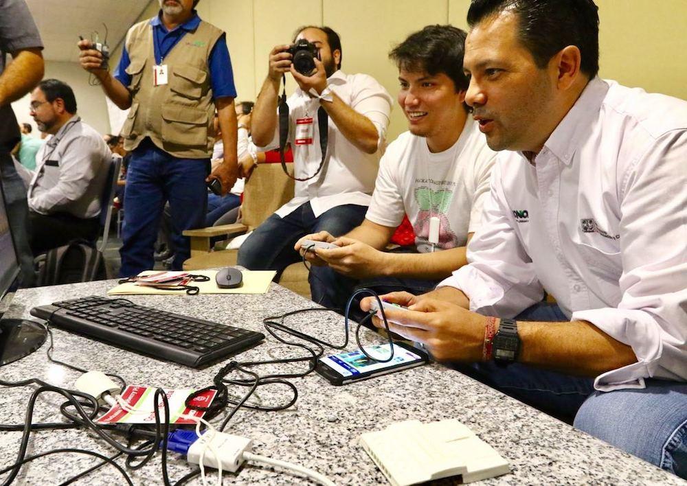 Inauguró Ernesto De Lucas Primer Hackatón Raspberry Pi