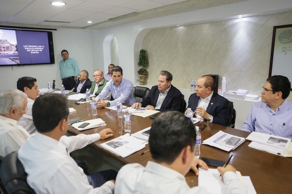 Socializan diputados creación de Fiscalía General de Sonora
