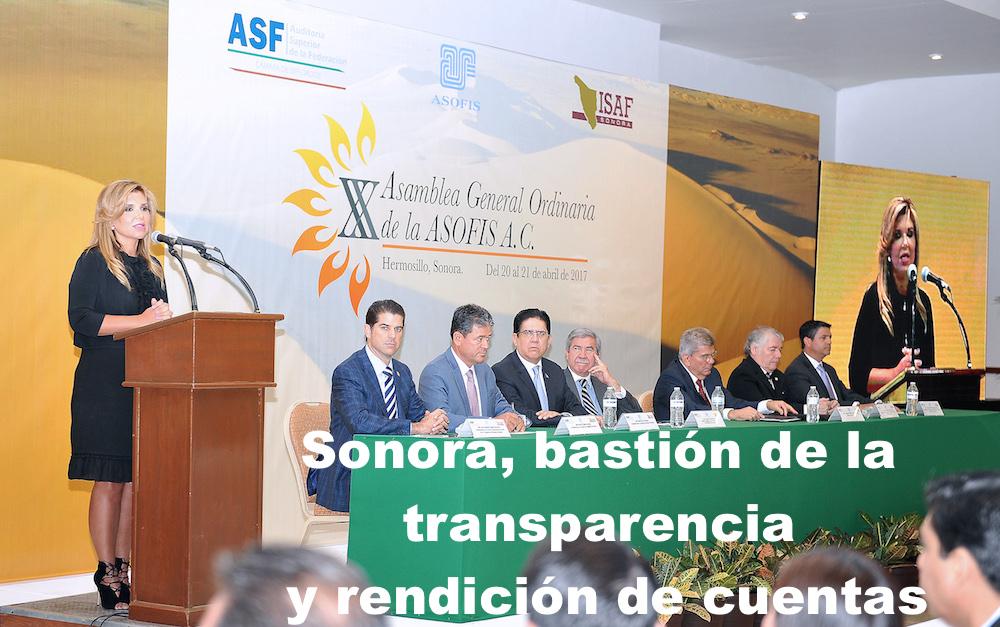 Transparencia, fiscalización