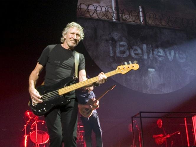 Roger Waters lanzará nuevo disco en junio