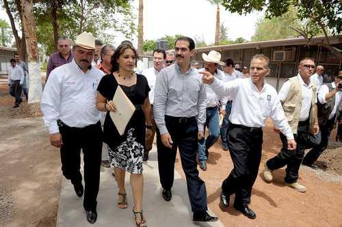 Ibarra Mendívil y Palafox tienen que volver, lo que se robaron