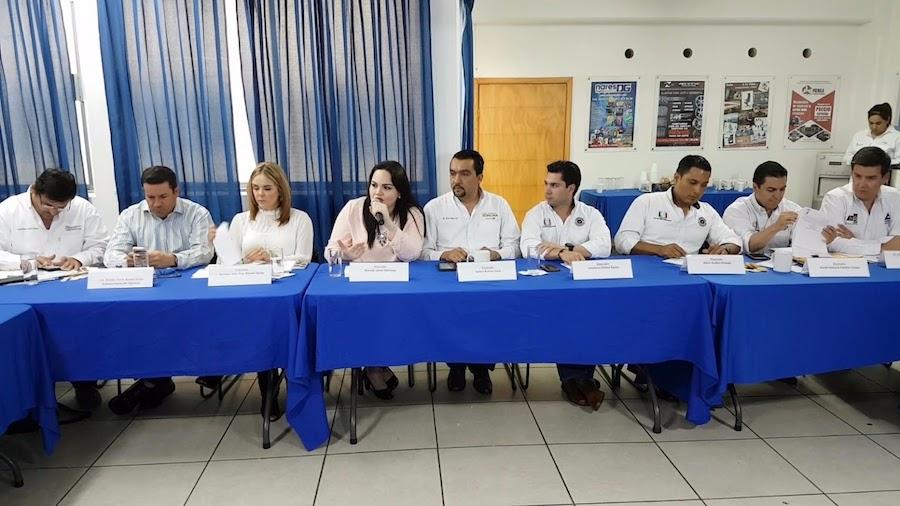 Rinden cuentas  diputados de Cajeme a Observatorio Legislativo