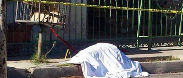El hombre asesinado por pandilla ¡no denunció! Y ¿se lavaron las manos?