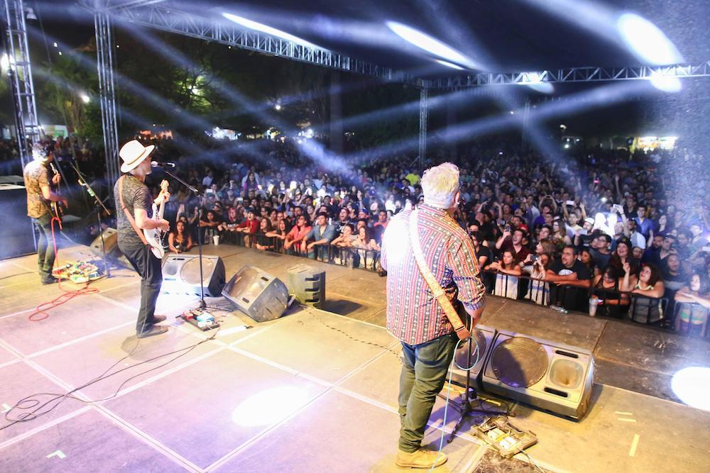Miles de jóvenes se reúnen en los conciertos del Festival Internacional del Pitic 2017