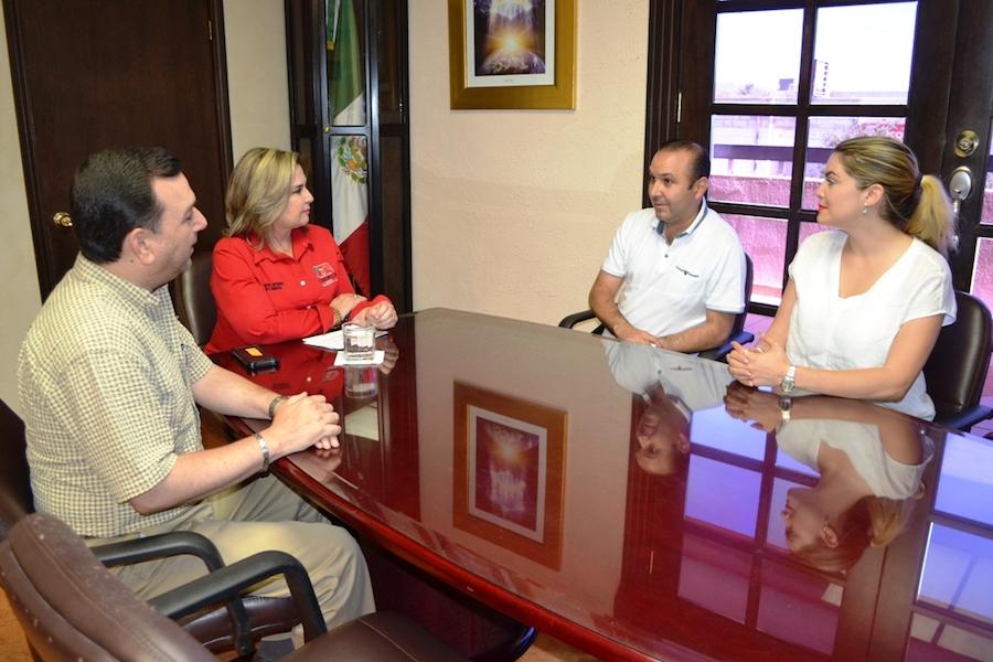 Impulsa Karina García inicio de operación de la empresa DBL Leathers