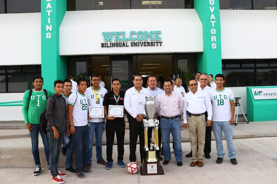 Inauguró Ernesto De Lucas XVIII Juegos Inter Tecmar 2017
