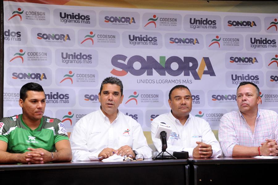 """Sonora será sede de Torneo de Futbol Telmex-Telcel """"De la Calle a la Cancha"""""""
