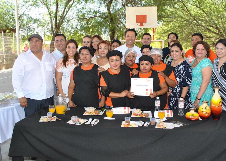 Ganan familias de Miguel Alemán concurso