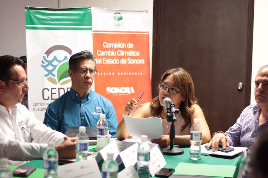 Suma aliados Comisión Intersecretarial del Cambio Climático del Estado de Sonora