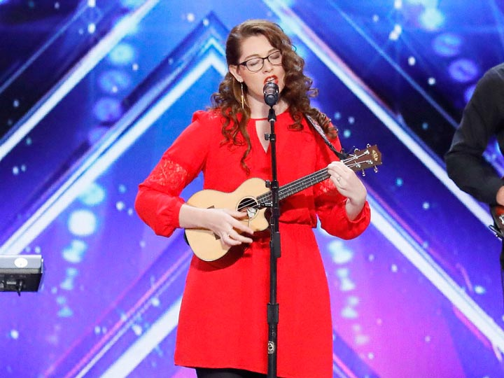 Cantante sorda sorprende en 'America's Got Talent'