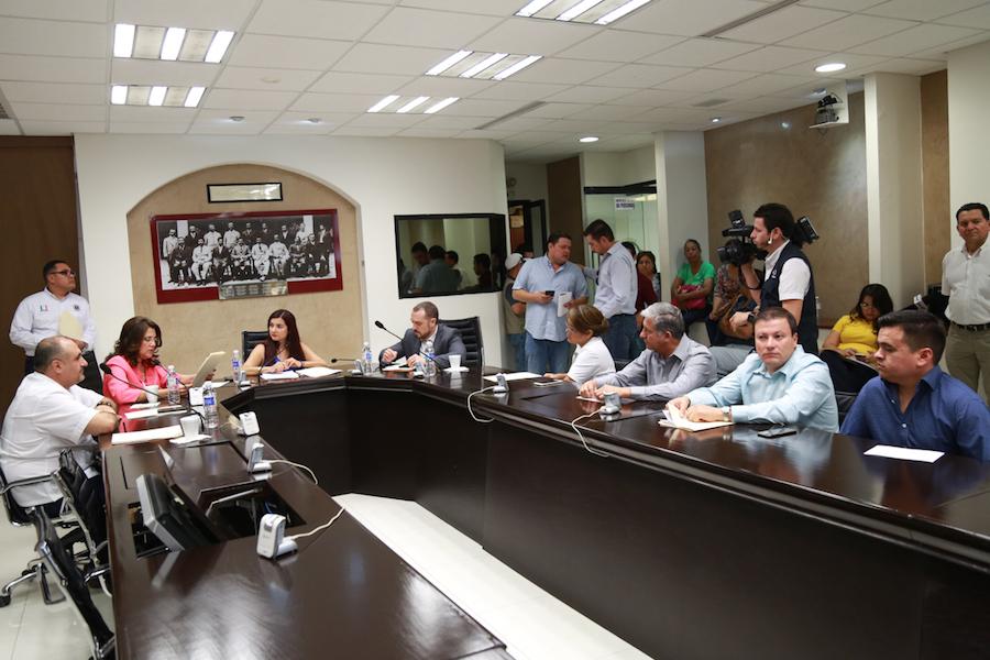 Aprueba Comisión proyecto de dictamen a favor del medio ambiente