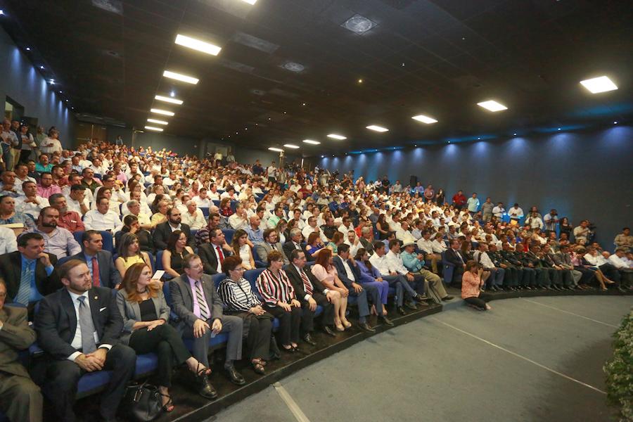 Sesiona la Diputación Permanente en San Luis Río Colorado con motivo de su Centenario