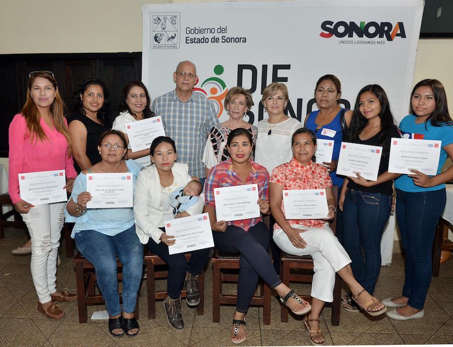 Avanza programa de prevención de adicciones ┬ôCreciendo Sano┬ö de DIF Sonora
