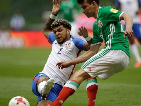 El Tricolor pospone su pase al Mundial; empata con EU en el Azteca