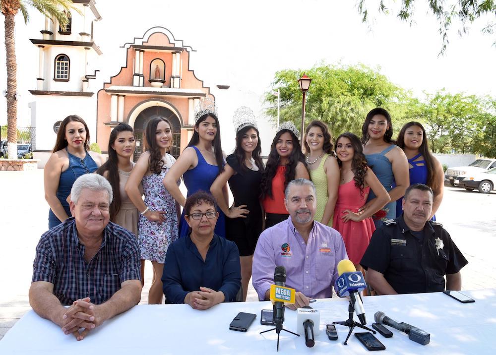 Invitan a Fiestas Patronales de San Pedro El Saucito