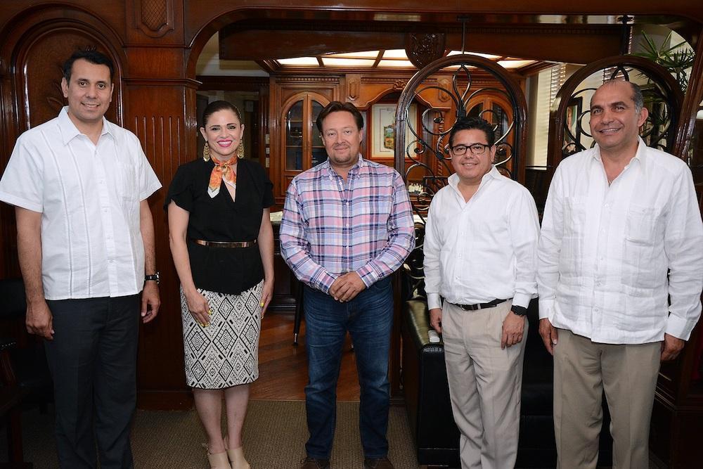 Interesa Cajeme a representantes de Cámara de Comercio Franco Mexicana