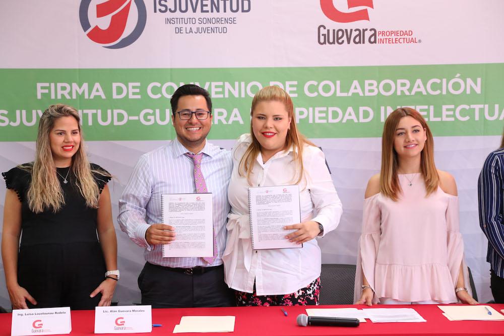 Colaboran ISJUVENTUD e iniciativa privada en registro de patentes de los jóvenes