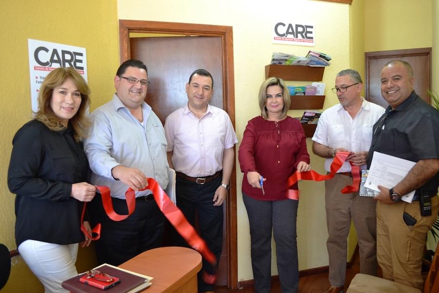 Inaugura alcaldesa Karina García el centro de apertura rápida de empresas